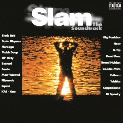 Slam 2LP -Red Vinyl-