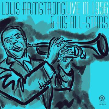Louis Armstrong & His All-Stars LP