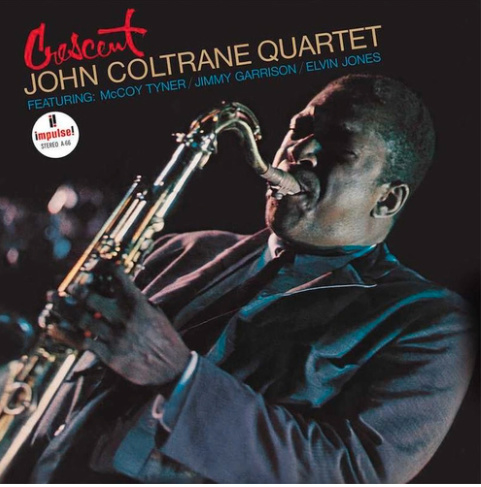 The John Coltrane Quartet Crescent (Verve Acoustic Sounds Series) 180g LP