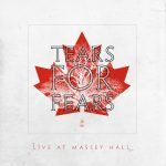 Tears For Fears Live At Massey Hall 2LP