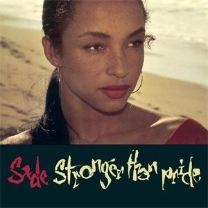 Sade Stonger Than Pride LP