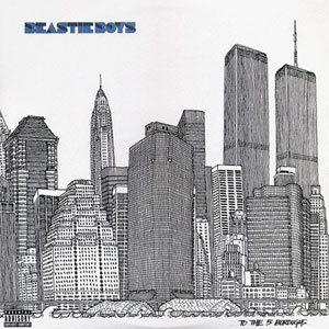 The Beastie Boys To the 5 Boroughs 180g 2LP