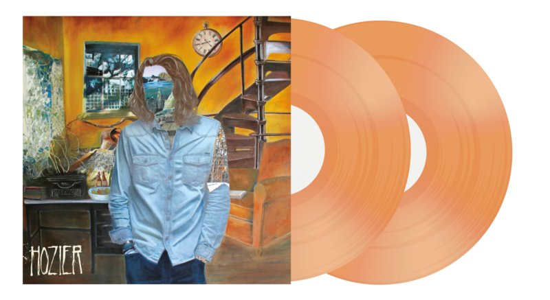 Hozier Hozier 2LP - Orange Vinyl