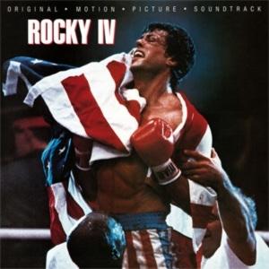 Rocky IV Soundtrack LP
