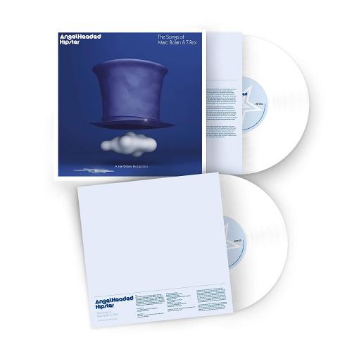 Angelheaded Hipster: The Songs of Marc Bolan & T. Rex LP - White Vinyl-