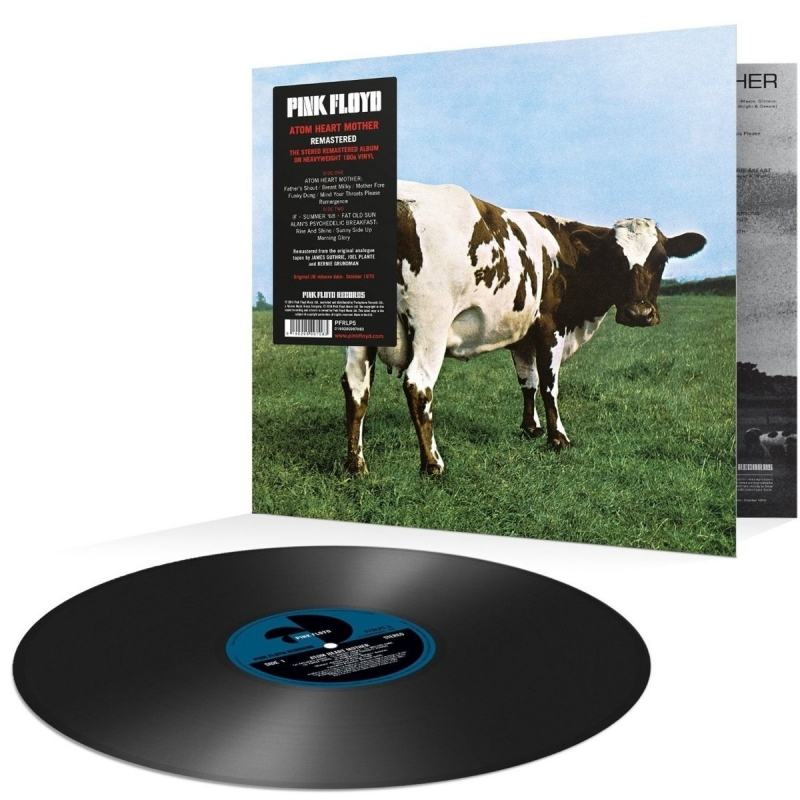 Pink Floyd Atom Heart Mother 180g LP