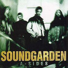 Soundgarden A Sides 2LP