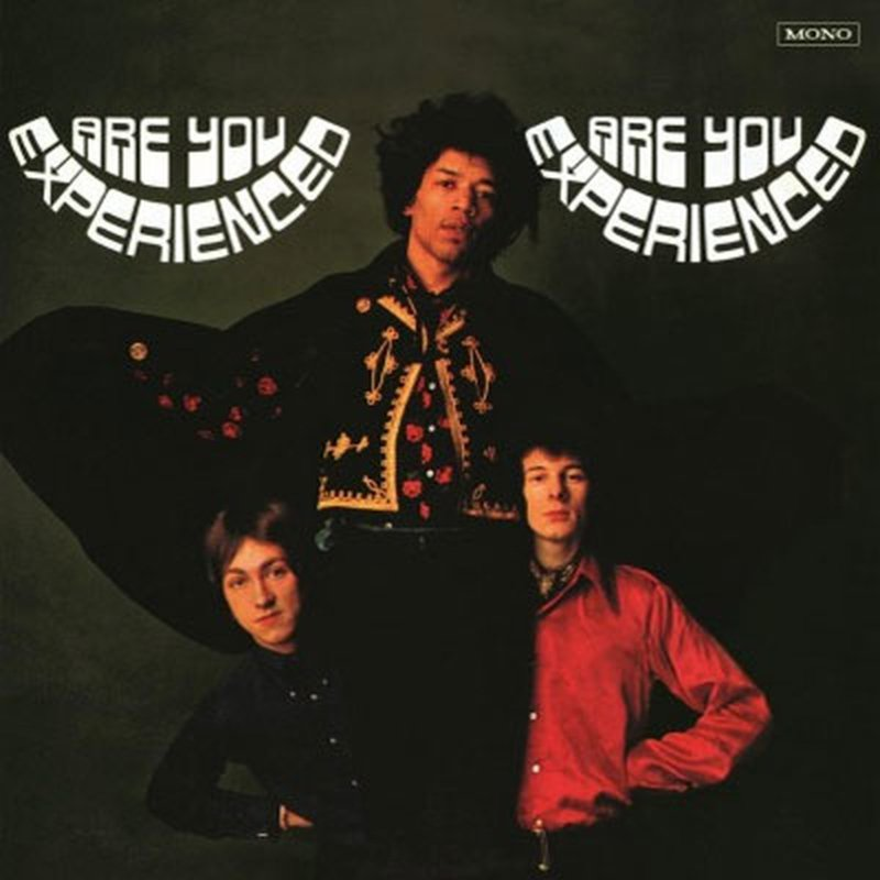 The Jimi Hendrix Experience Are You Experienced 2LP