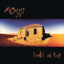 Midnight Oil Diesel And Dust LP
