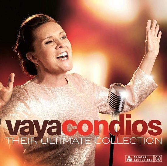 Vaya Con Dios Their Ultimate Collection LP