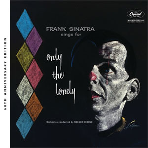 Frank Sinatra Sings For Only the Lonely 180g 2LP