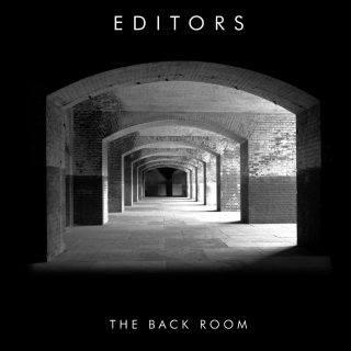 Editors The Back Room LP - White Vinyl-