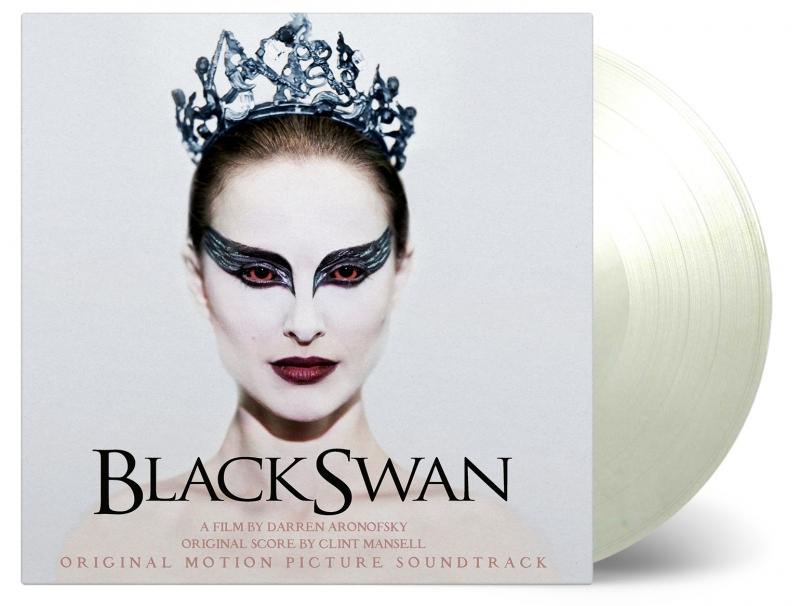 ORIGINAL SOUNDTRACK - BLACK SWAN LP -Coloured Version-