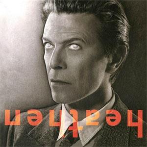David Bowie Heathen 180g LP (Translucent Gold Vinyl)