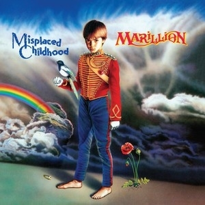 Marillion Misplaced Childhood LP