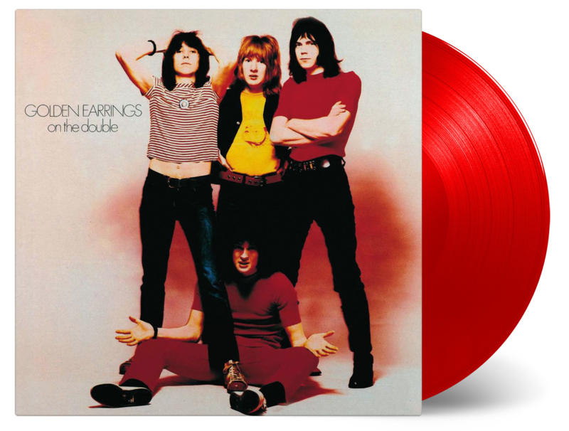 Golden Earring On The Double 2LP -Red Vinyl-