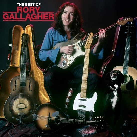 Rory Gallagher The Best Of 2CD