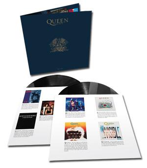 Queen Greatest Hits II 2LP
