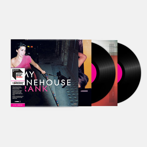Amy Winehouse  Frank Deluxe 2LP- Half Speed Master-