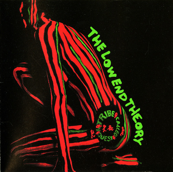 A Tribe Called Quest The Low End Theory 2LP