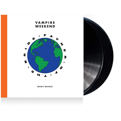 Vampire Weekend Father Of The Bride 2LP