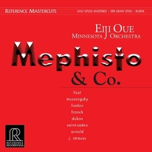 Mephisto & Co HQ 45rpm 2LP