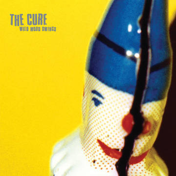 The Cure Mood Swings 2LP - Picture Disc-