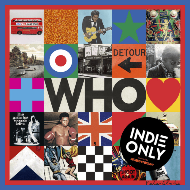 The Who The Who 2LP
