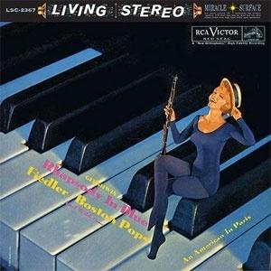 Gershwin Rhapsody In Blue & An American In Paris HQ LP