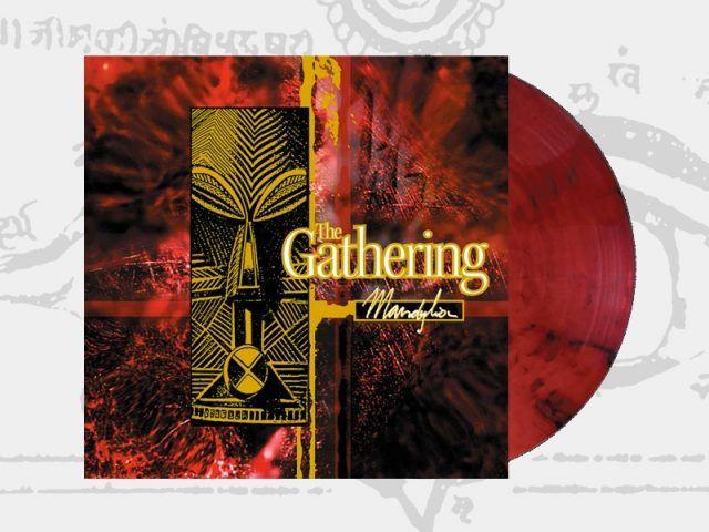 The Gathering Mandylion LP - Red Vinyl-