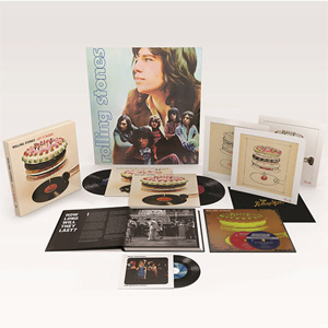 """The Rolling Stones Let It Bleed (50th Anniversary) Hand-Numbered Limited Edition 180g 2LP, 2SACD & 7"""" Vinyl Box Set"""