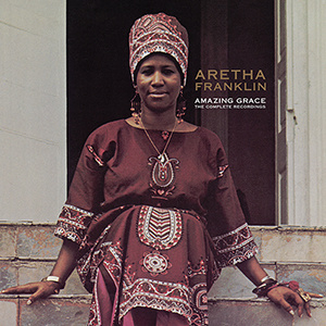 Aretha Franklin Amazing Grace: The Complete Recordings 180g 4LP
