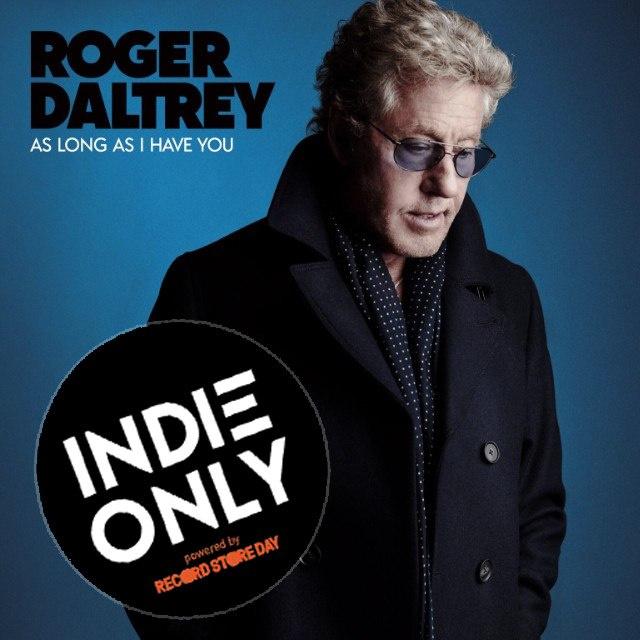 Roger Daltrey As LOng I Have You LP