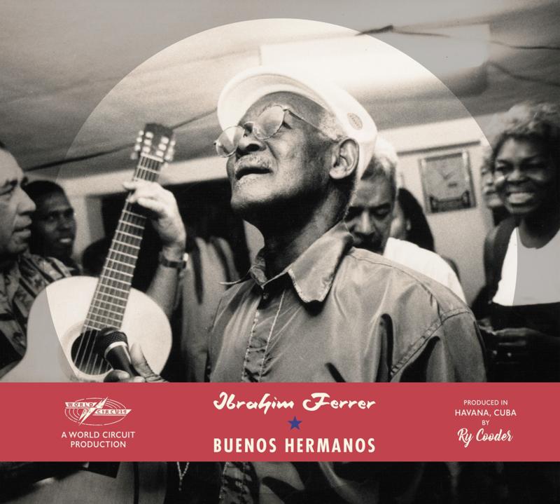 Ibrahim Ferrer Buenos Hermanos 2LP