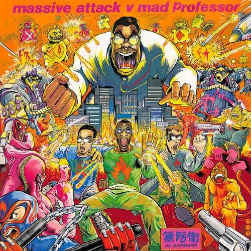 Massive Attack No Protection LP