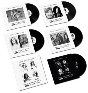 Led Zeppelin - The Complete BBC Sessions 180g 5LP