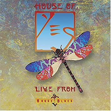 Yes House Of Yes: Live From House Of Blues 3LP