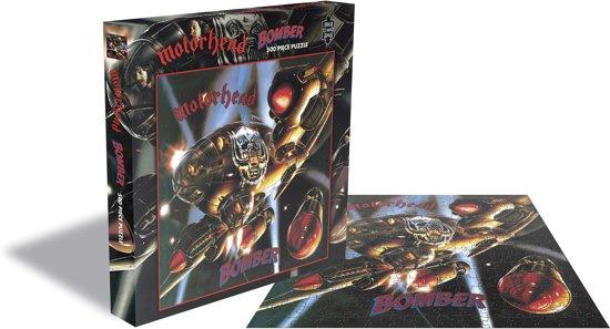 Motorhead Bomber Puzzel