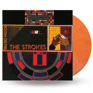 The Strokes Room Of Fire LP