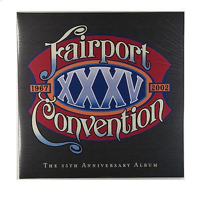 Fairport Convention Xxxv LP