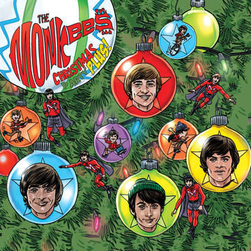 THE MONKEES Christmas Party Plus! 2 x 7'