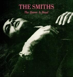 The Smiths Queen is Dead LP