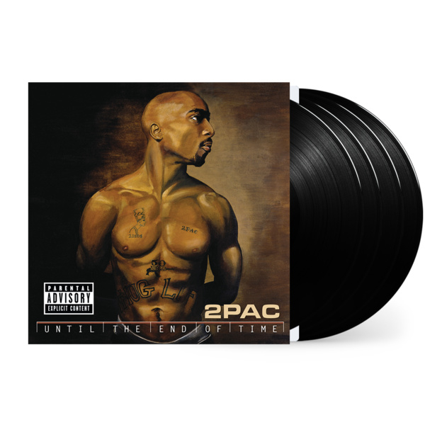 2Pac Until The End Of Time 4LP