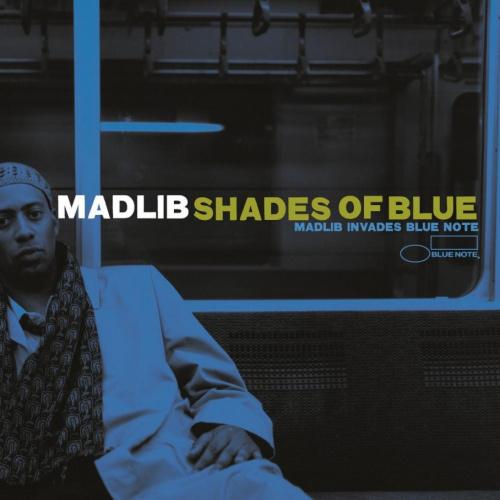 Madlib Shades Of Blue HQ 2LP
