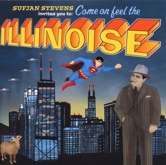 Sufjan Stevens Illinoise 2LP