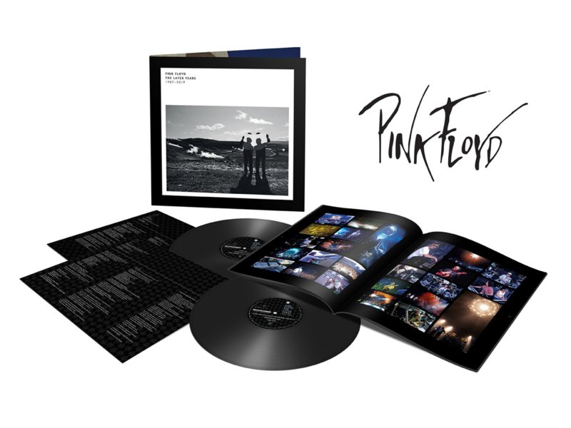 Pink Floyd The Later Years 1987-2019: Highlights 2LP
