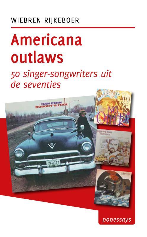Americana Outlaws Boek