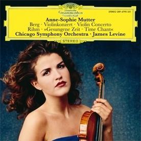 Anne Sophie Mutter - Violinkonzert HQ LP