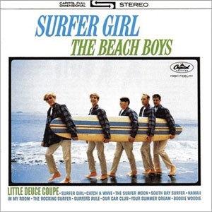 The Beach Boys Surfer Girl SACD