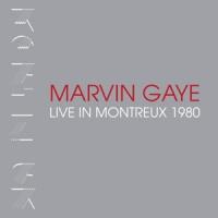 Marvin Gaye Live At Montreux 1980 2LP + CD